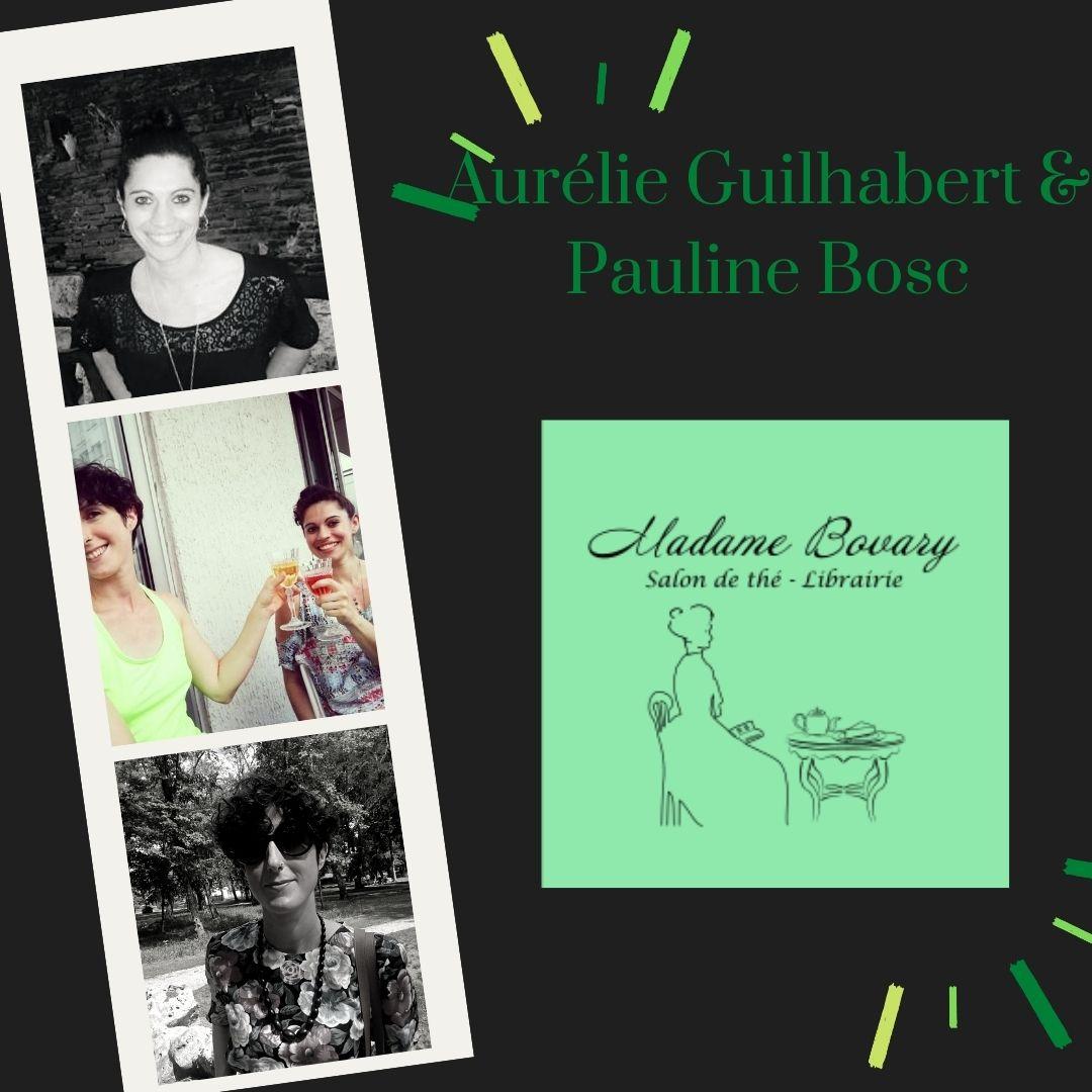Aurélie&Pauline Madame Bovary